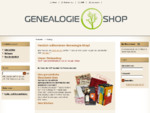 Ahnenforschung / Genealogie-Shop