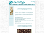 Professional Genealogy Services of New Zealand Genealogy Ltd