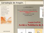 APELLIDOS DE ARAGOacute;N