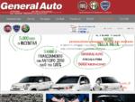General Auto, Concessionario Fiat, Viareggio - Lucca