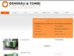 Generali Tombi - Vendita Noleggio e Riparazione Elettropompe, Motori Elettrici e Gruppi Elettrogeni ...