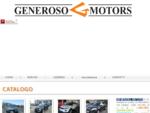 Generoso Motors - Home Page