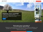 Geodeci Sosnowiec | Usługi geodezyjne BÄdzin | Geodezja Dąbrowa Gà³rnicza