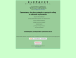 KLEPACCY Usługi Geodezyjne s. c.