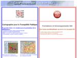 développements et services en Système d'Information Géographique (SIG)