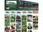 Hayter, Toro Commercial and Kubota Main UK Dealers George Browns