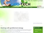 Geotech d. o. o | GEOSONDA, VRTINA, TOPLOTNA ČRPALKA, GEOTERMALNA ENERGIJA, GEOTECH d. o. o