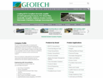 Geotextile, Erosion Control Stormwater Management - Geotech Systems