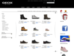 GEOX čevlji in obutev - Eurosport Trade