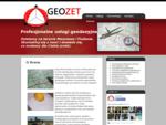 GEOZET - Usługi geodezyjne. Mapy geodezyjne, pomiary działek- geodeta Siedlce