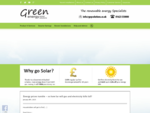 Green Energy Power Solutions - FREE Solar Panels from a fully MCS approved installer