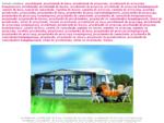 Gerjak . pl 8211; Przedsionki 8211; Przystawki - Namioty do przyczep i samochodów kempingowych, .