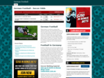 German Football League | News, Betting Odds and Free Picks
