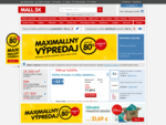 MALL. SK ndash; domáce spotrebiče, elektronika, notebooky, televízory, outdoor, hobby a záhrada
