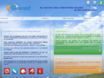 Gescad - Accueil
