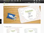 Geschenkgutschein für einzigartige Ölgemälde von yourPainting.de