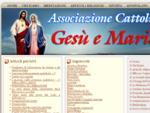 Associazione Cattolica Gesù e Maria Misilmeri - Padre Giulio Maria Scozzaro