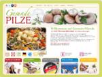 Die besten Pilz-Rezepte für eine gesunde Ernährung - BDC