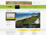New Zealand Camp Sites Holiday Parks | AA Travel Guide