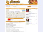 Restaurants, Speisekarten und Mittagessen ums Eck