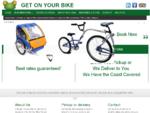 getonyourbike. com. au | bicycle rental, bike hire gold coast tandem beach cruiser mountain bike