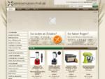 Getreidemühlen-Profi.de - für gesunde Ernährung