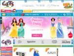 A mais exclusiva loja de brinquedos na Internet | Gets Brinquedos