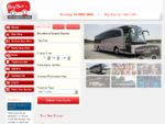Low Cost Party Bus Hire Sydney, Coach Charter | Any Suburb