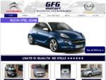 GFG Motori Rivenditore Citroën e Usato EX-NOVO di Qualità