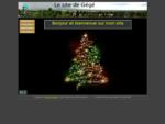 Accueil site de Gégé