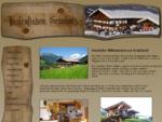 Jausenstation Grünholz | Appartement in Itter