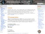 Geoloogia Instituut