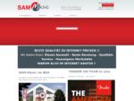 SAM-Music - Linzer und Amstettner Musikhaus. Eferdinger Musikhaus, E-Gitarren Drums Schlagzeug Bass