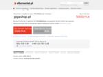 Gigashop. pl Sklep Internetowy