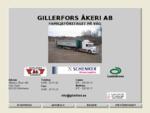 GILLERFORS ÅKERI AB