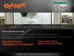 Gilma Cucine - Cucine Componibili Firenze - Cucine su misura Firenze