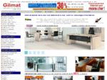 Mobilier de bureau, mobilier bureau prix bas, matériel bureautique, fournitures