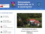 Oficjalna Strona Gimnazjum Publicznego nr 3 w Juszczynie