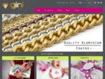 Υλικά για αξεσουάρ, κόσμημα, ένδυση - Ginigroup. com