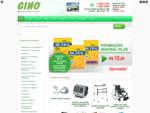 Gino - Material Médico Hospitalar - Home | | Gino - Material Médico Hospitalar