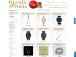 Gioielli Italia - Recarlo gioielli, BIBIGI , anelli Miluna, lebebe