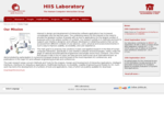 Human Interfaces in Information Systems HIIS Laboratory
