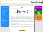 Gironde Handicap - Page d'accueil