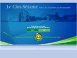 Le Clos Seacute;same - Gicirc;tes de caractegrave;re en Normandie