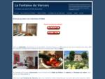La Fontaine du Vercors - 5 Chambres d039;hôtes à Saint Thomas en Royans