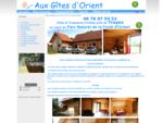 Gîtes et Chambres d'Hôte au lac de la foret d'Orient prés de Troyes