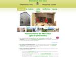Gîte à Malzieu Ville - Margeride, Lozère - Accueil
