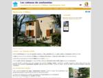 Gite Millau - Les coteaux de Souloumiac - Location de vacances en Sud-Aveyron