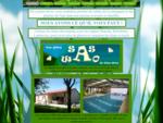 Location gîtes avec piscine, jacuzzi, sauna, au calme