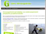 Gitex Siivouspalvelu, edullinen pakettiauton vuokraus, siivous, kuljetuspalvelu, helsinki, espo